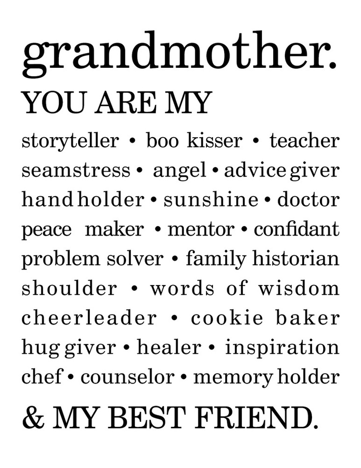 essays for inspirational grandmothers Grandma it seems like the older i get, the more i appreciate my grandparents it's amazing how often their names have come up in conversation in recent years even before that though, grandma and i had a tradition every year, she'd take me to the brown county fair, and we'd ride the ferris wheel.