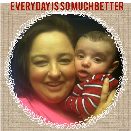 Everyday is So Much Better !